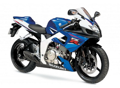 Suzuki FX R Blue Edition