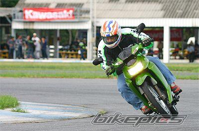 The True Bebek Rasa Sportbike Kafemotor